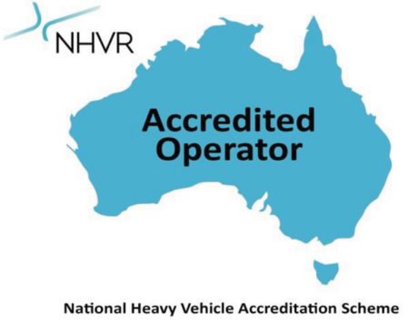 Certificate of Accreditation NHVR
